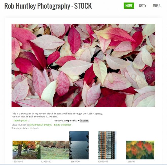Rob Huntley Photography - STOCK