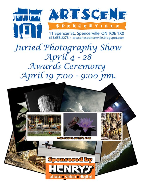 ArtScene Juried Photography Show